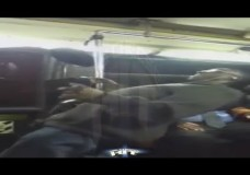 CRAZY Dancing on City Bus