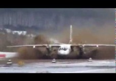 Extremely Muddy Takeoff