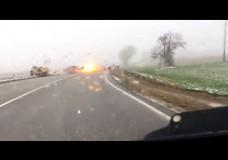 Engine Explosion!